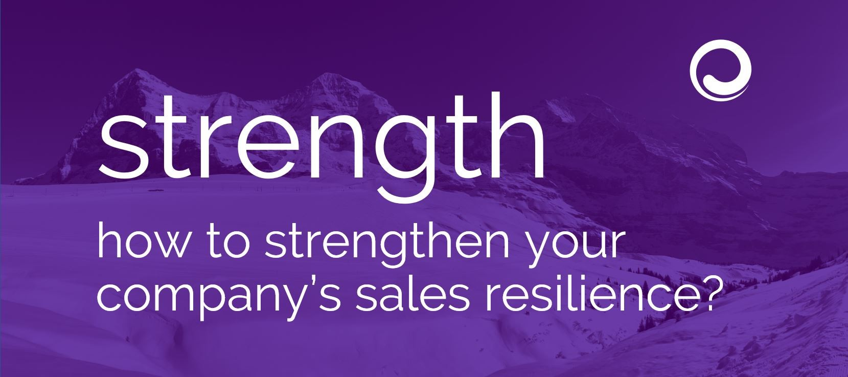 Magazin - strength - sales resilience 09-2021