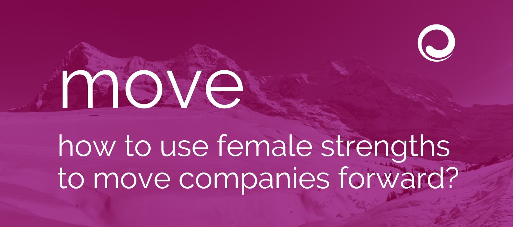 Magazin - move - use female strengths 09-2021