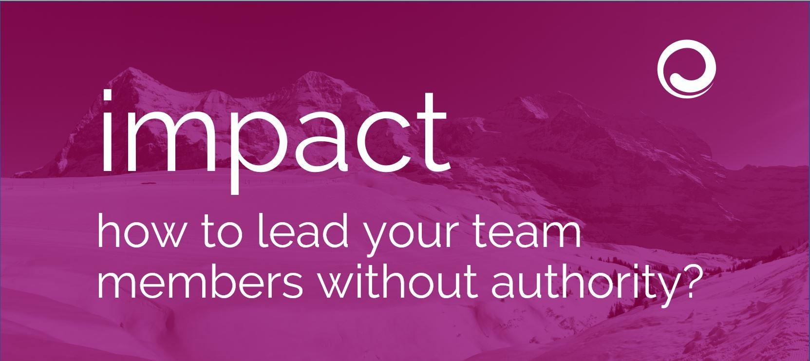 Magazin - impact - leading team members 09-2021
