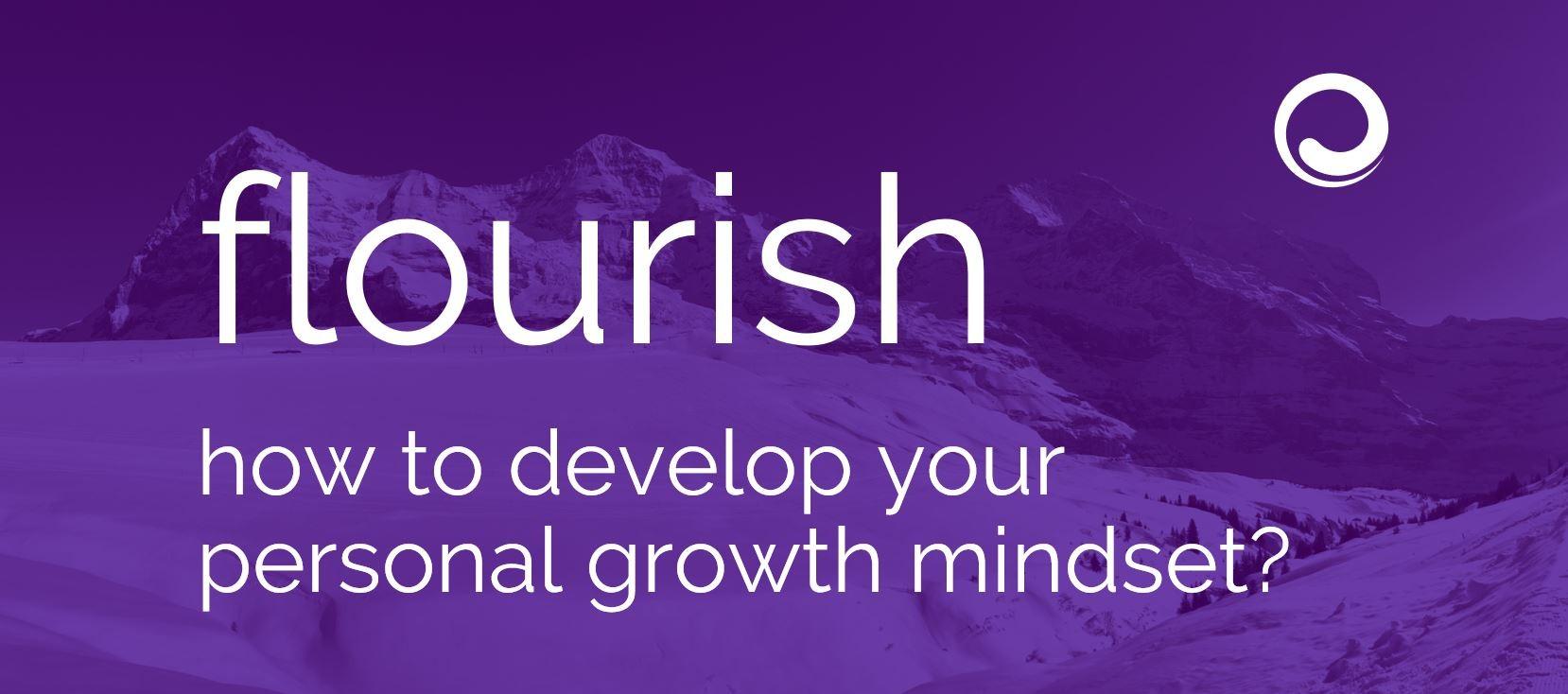 Magazin - flourish - growth mindset 09-2021